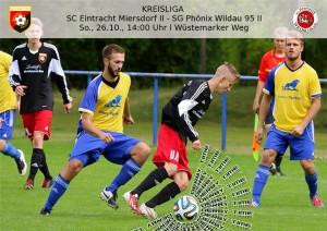 SCE MZ II - SG Phönix Wildau 95 II